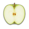Fruit Clock Apple Widget icon