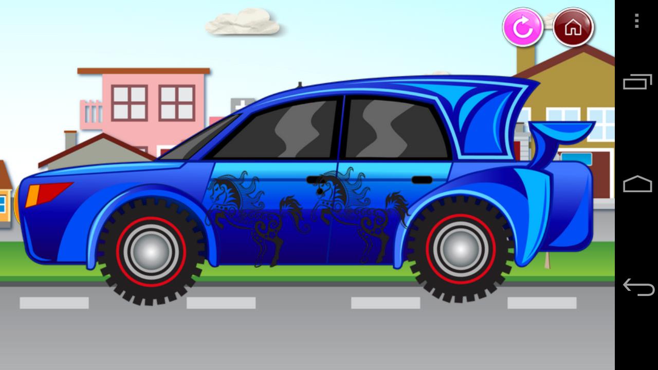 Blue dress charlies auto