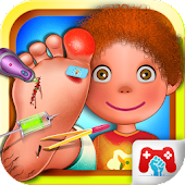 Nail Doctor 2 - Kids Games