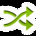 DroidShuffle logo