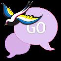 LaceBirds/GO SMS THEME icon