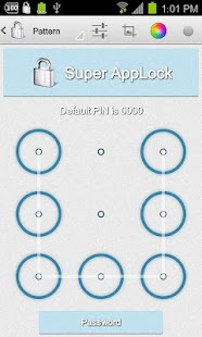 Super AppLock PRO Key- screenshot thumbnail