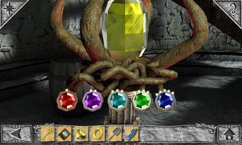 Cryptic Caverns HD - screenshot
