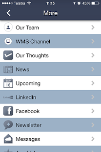 WMS Chartered Accountants- screenshot thumbnail