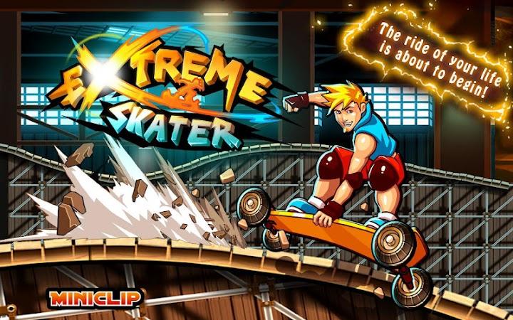 Extreme Skater v1.0.7 [Mod]
