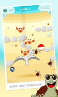 Screenshot of Save Sea Turtles!
