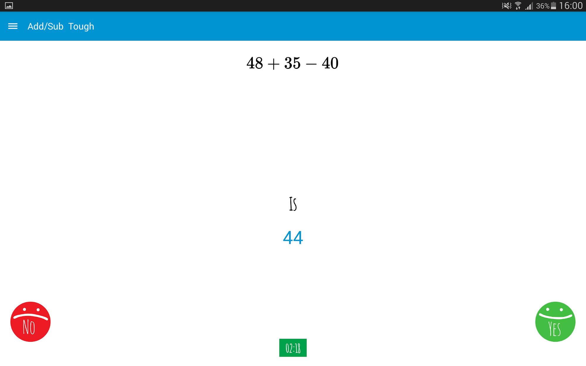 Maths Match screenshot #11