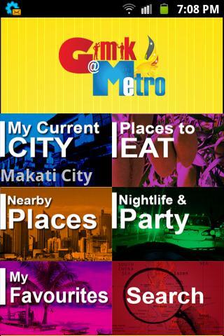 Gimik Metro