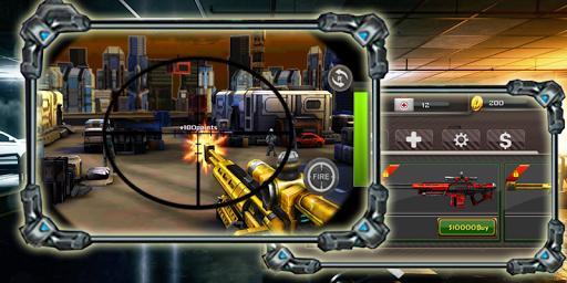 Death Trigger Sniper 3D