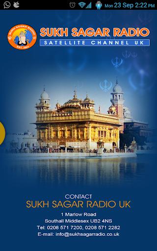 【免費音樂App】Sukh Sagar Radio-APP點子