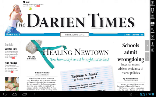 The Darien Times