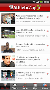 Athletic App - screenshot thumbnail