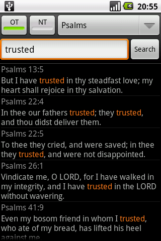 【免費書籍App】Holy Bible (RSV)-APP點子