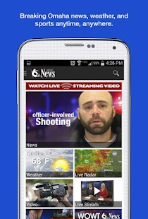 WOWT 6 News- screenshot thumbnail