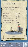Screenshot of Sea Empire:Winter Lords AdFree