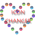 icon pack 150 for iconchanger logo
