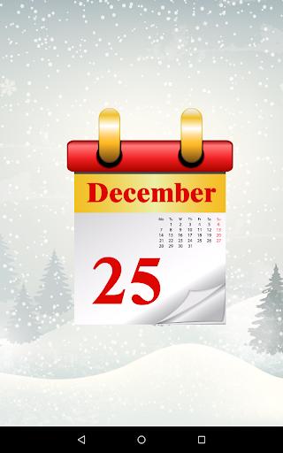 日历Christmasy向往