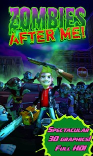 Zombies After Me!- screenshot thumbnail