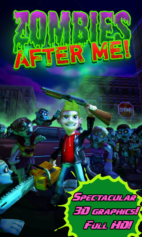 Zombies After Me!- screenshot