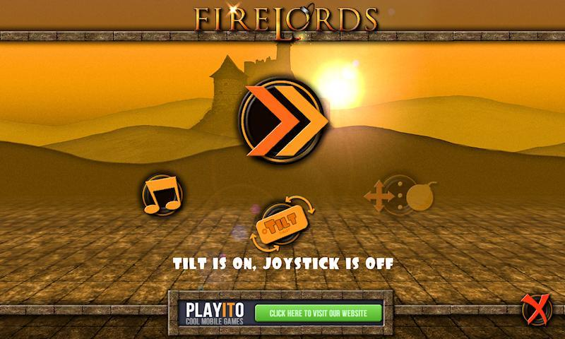 FireLords FREE- screenshot