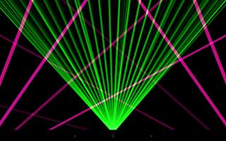 Screenshot of Music Visualizer