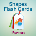 FlashCards Shapes by Parents logo