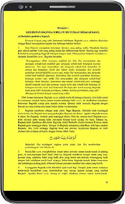 #2. SIRAH NABI MUHAMMAD S.A.W. (Android)