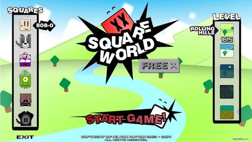 Square World FREE