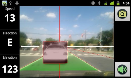 Drivea - Driving Assistant App - screenshot thumbnail