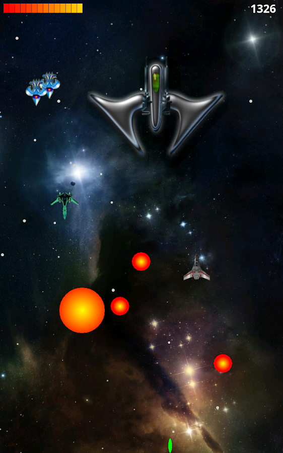 Space War Free - screenshot