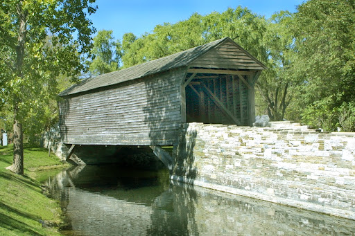 Ackley Covered Bridge