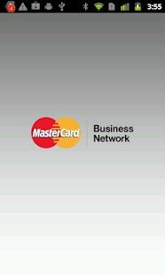MasterCard Business Network - screenshot thumbnail