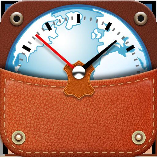 World Traveler's Clock LOGO-APP點子