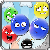 Kids Balloon Pop Game