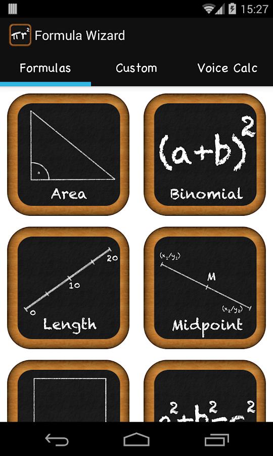 Math Formula Wizard– captură de... </div> <a href=