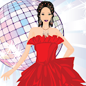 Fancy Lady Dress Up game logo