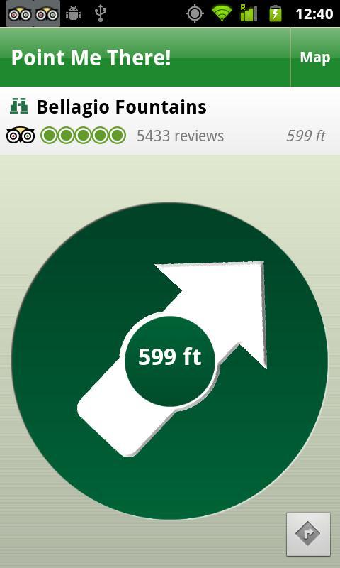 Las Vegas City Guide - screenshot