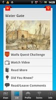 Screenshot of Chester Walls Quest