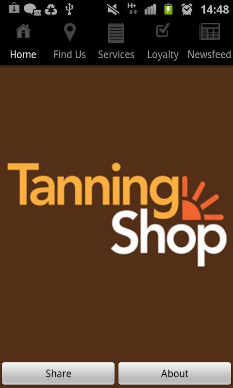 The Tanning Shop - screenshot