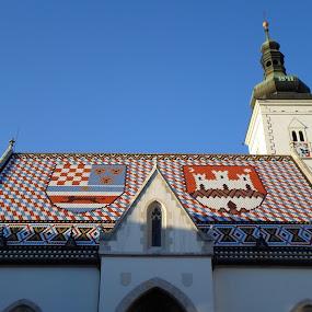 by Darko Nachevski - Buildings & Architecture Public & Historical ( croatia, zagreb )