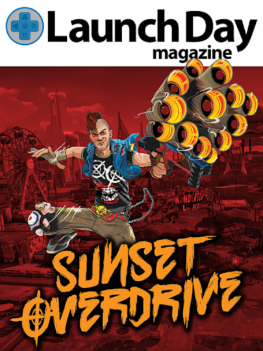 LAUNCH DAY SUNSET OVERDRIVE