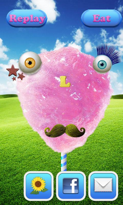 Cotton Candy - Cooking game - screenshot