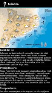 Meteo Radar-ES - screenshot thumbnail