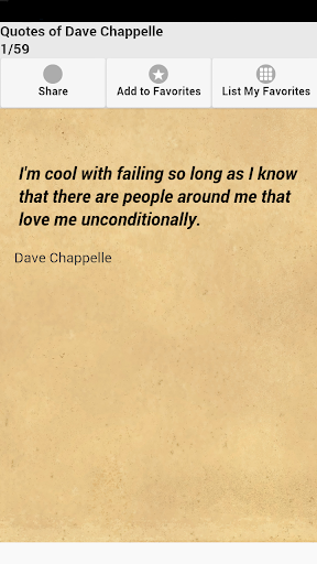Quotes of Dave Chappelle