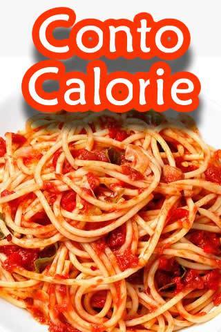 Conto Calorie fare Dieta