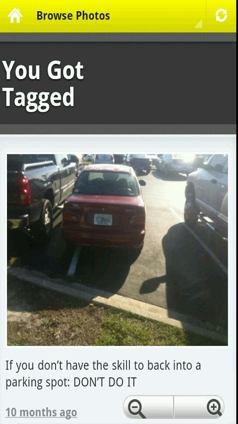 Douchebag Parking Jobs - screenshot