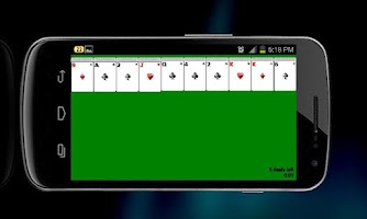 Screenshot of Ultimate Solitaire