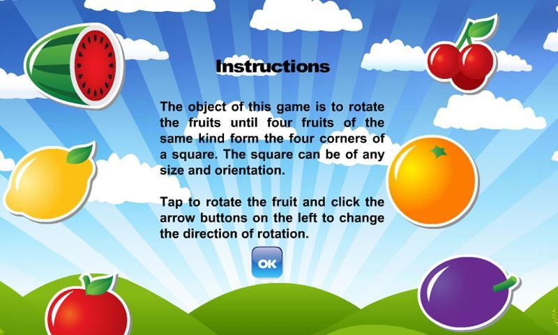 Fruits - screenshot