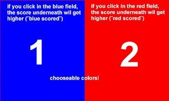 Screenshot of Score Keeper