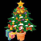 Decorate Xmas tree HD Free